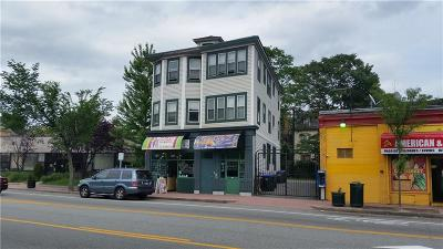 Providence Commercial For Sale: 280 Elmwood Av