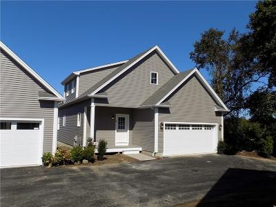 South Kingstown Condo/Townhouse Act Und Contract: 4877 Tower Hill Rd, Unit#e #E