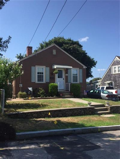East Providence Single Family Home Act Und Contract: 27 City View Av