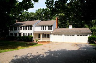 North Kingstown Single Family Home For Sale: 376 North Quidnessett Rd