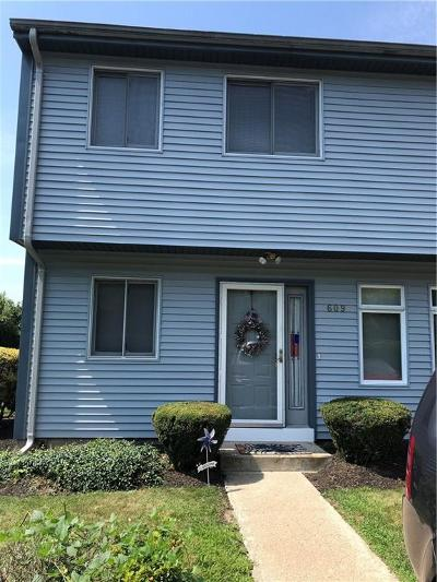 Bristol County Condo/Townhouse Act Und Contract: 511 Child St, Unit#609 #609