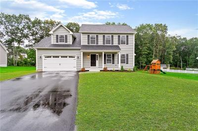 Coventry Single Family Home For Sale: 62 Ginger Trl