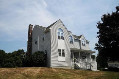 South Kingstown Single Family Home For Sale: 52 Hillside Rd