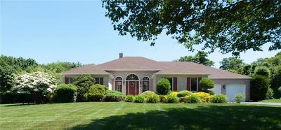 Smithfield Single Family Home For Sale: 44 Connors Farm Dr
