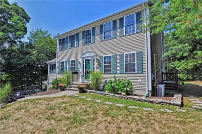 Bristol Single Family Home For Sale: 10 Albion St St