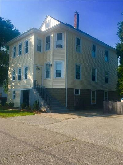East Providence Multi Family Home Act Und Contract: 40 - 42 Hobson Av
