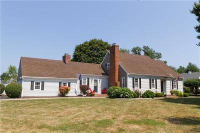 Middletown Single Family Home For Sale: 7 North Dr