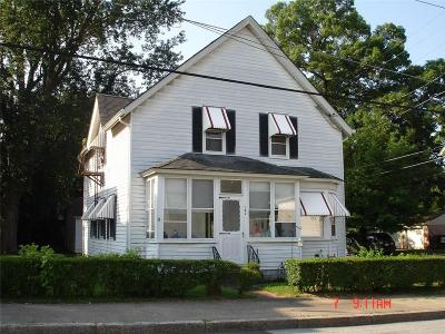 Woonsocket Multi Family Home Act Und Contract: 182 Newland Av