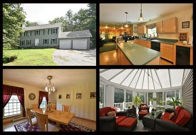 Foster Single Family Home For Sale: 15 - A Kennedy Rd