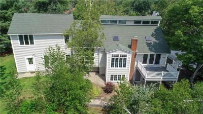 Webster Single Family Home For Sale: 9 Pebble Beach Rd