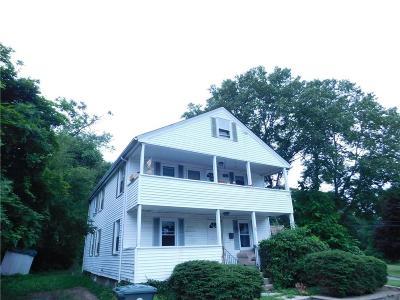 Coventry Multi Family Home For Sale: 96 Read Av
