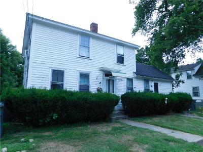 Coventry Multi Family Home For Sale: 136 Main St