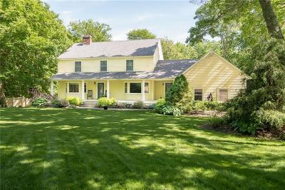 Newport County Single Family Home For Sale: 196 Stoney Hollow Rd