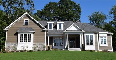 Barrington Single Family Home For Sale: 0 - Lot31a Sowams Rd