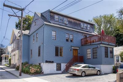 Newport Condo/Townhouse For Sale: 19 Sherman St, Unit#2a #2A