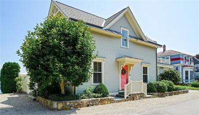 North Kingstown Single Family Home For Sale: 85 Pleasant St