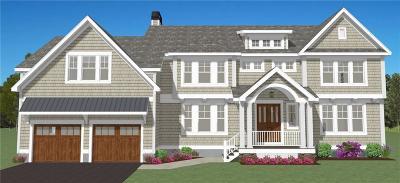 Bristol Single Family Home For Sale: 202 Poppasquash Rd