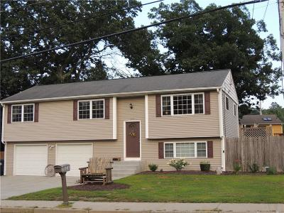 Coventry Single Family Home For Sale: 2018 New London Tpke