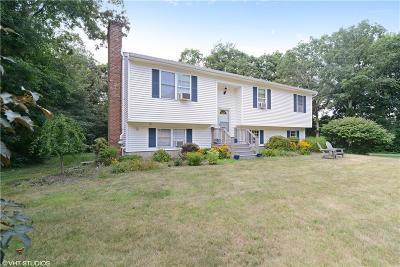South Kingstown Single Family Home Act Und Contract: 24 Erin Dr