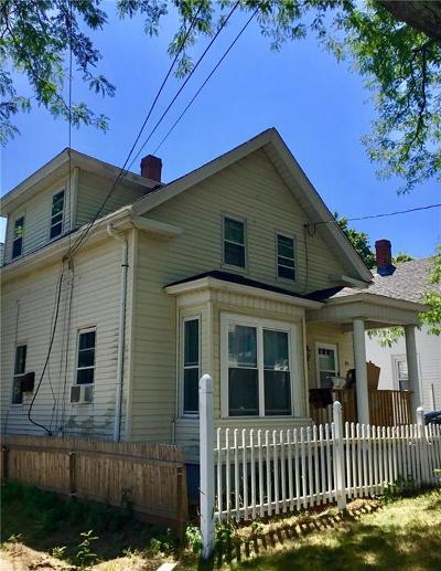 Providence RI Single Family Home For Sale: $219,900