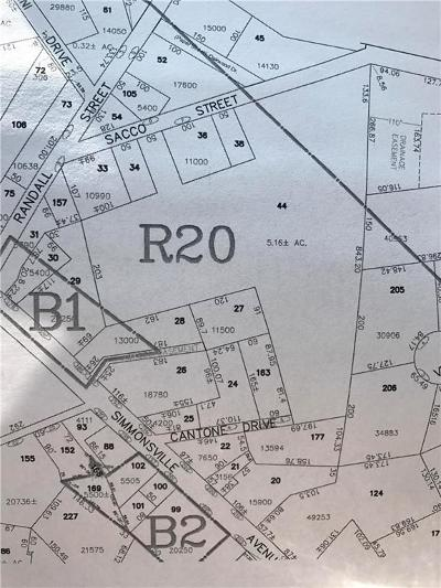 Residential Lots & Land For Sale: 0 Cantone Dr