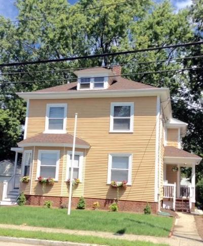 East Providence Single Family Home For Sale: 59 Bourne Av