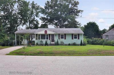 Coventry Single Family Home For Sale: 570 Old Main St