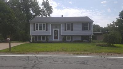 Burrillville Single Family Home For Sale: 1163 Victory Highway Hwy