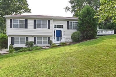 Johnston Single Family Home For Sale: 28 Sprague Cir