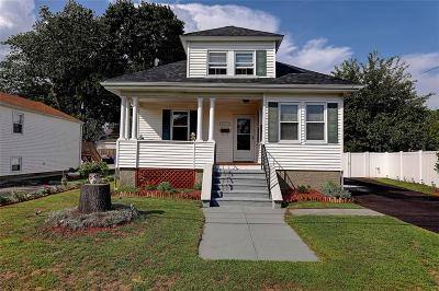 East Providence Single Family Home For Sale: 176 Fort St