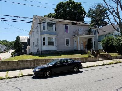 Woonsocket Multi Family Home For Sale: 281 - 283 Carrington Av