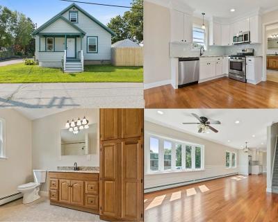 East Providence RI Single Family Home For Sale: $274,900