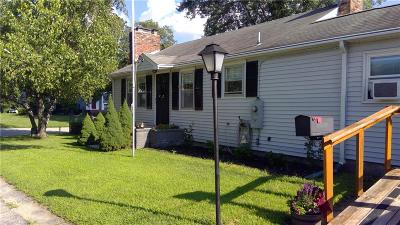 Woonsocket Single Family Home For Sale: 69 Hayes St