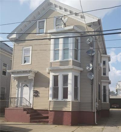 Providence Multi Family Home For Sale: 215 Hanover St