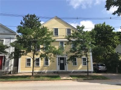 North Kingstown Multi Family Home For Sale: 126 Main St