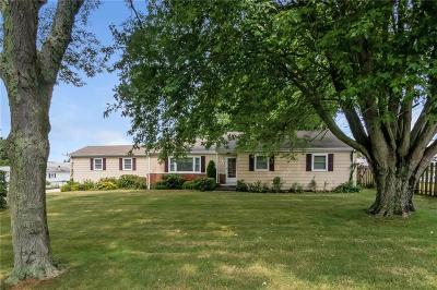 Middletown Single Family Home Act Und Contract: 88 Newport Av