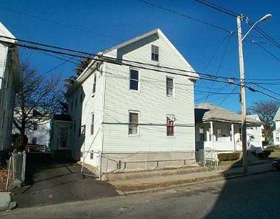 Providence Multi Family Home Act Und Contract: 104 Unit St