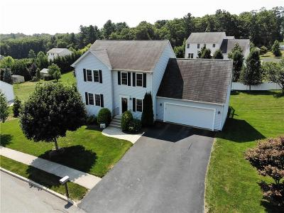 Coventry Single Family Home For Sale: 1 Sweet Fern Lane