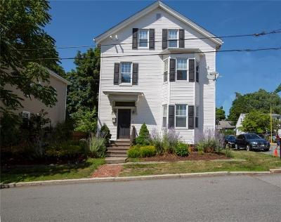 East Side Of Prov RI Condo/Townhouse Act Und Contract: $184,900