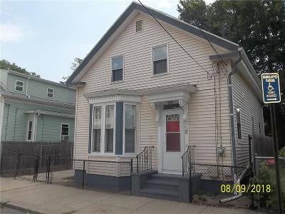 Providence Single Family Home For Sale: 58 Ashmont St