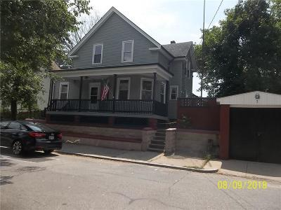 Providence Single Family Home For Sale: 166 Briggs St