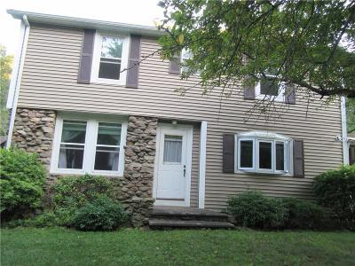 Coventry Single Family Home For Sale: 273 Plainfield Pike