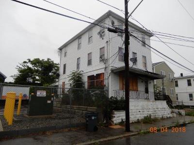 Providence RI Multi Family Home For Sale: $89,900