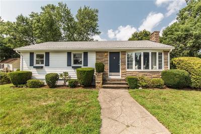 Johnston Single Family Home For Sale: 20 Oakland Av