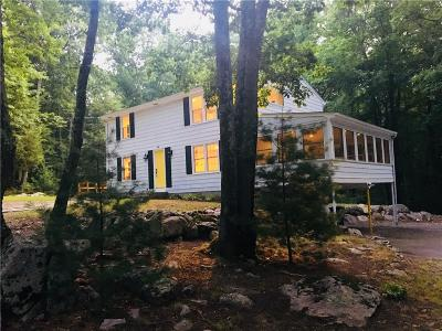 Cumberland Single Family Home For Sale: 82 Little Pond County Rd