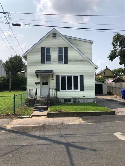 East Providence Single Family Home For Sale: 149 Stanton Ave Av N