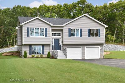 Johnston Single Family Home For Sale: 1185 Central Av