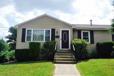 Woonsocket Single Family Home For Sale: 76 Sycamore St