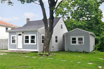 Coventry Single Family Home For Sale: 629 Knotty Oak Rd