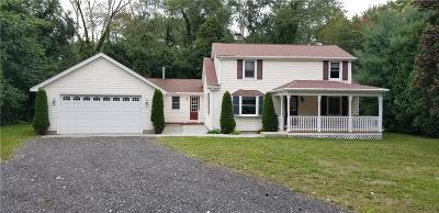Scituate Single Family Home For Sale: 144 Pole Bridge Rd